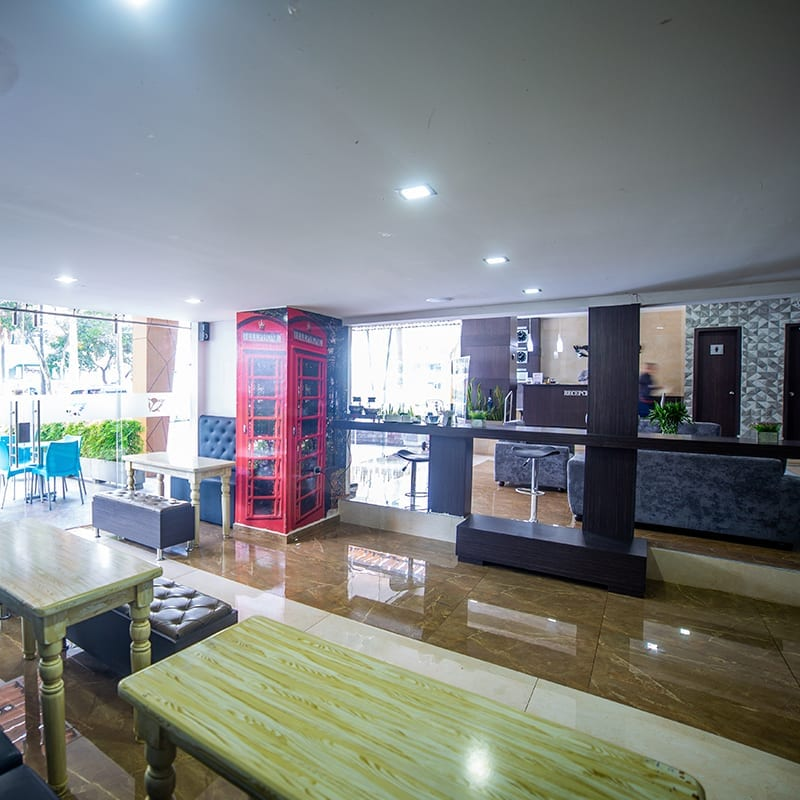 hoteles en cali colombia